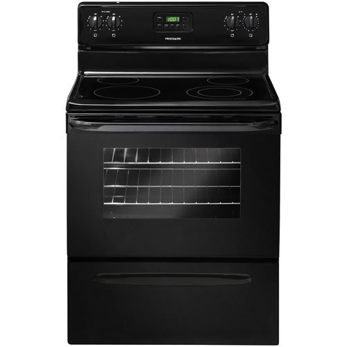 Frigidaire FFEF3013LB Freestanding Expandable Ready Select