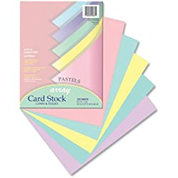 Pastel Cardstock, 100 Sheets