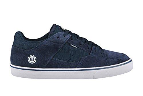 Chaussure Element GLT2 Bleu Fonce Napa Rouge