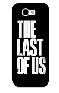 Hot QZYTraE1551nRofG The Last Of Us pc Case Cover Compatible With Galaxy Note 2