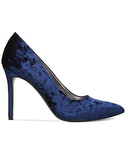 Carlos By Carlos Santana Mujeres Posy Dress Pump Ryl Blue