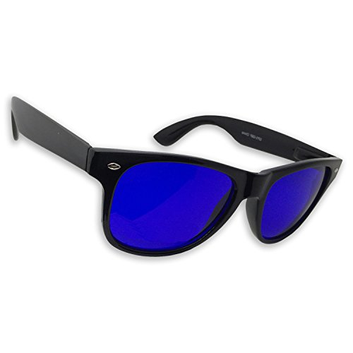 Golf Ball Finder Glasses - Casual Classic Style True Blue Lens Sunglasses - Men and Women - Glasses Golf