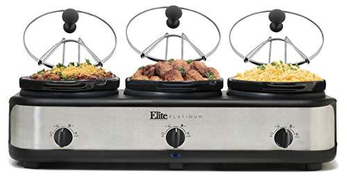 elite maximatic buffet server - 3