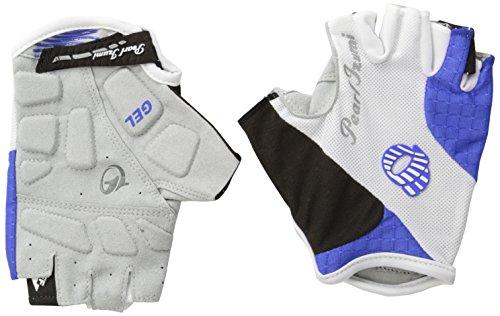 Gloves Izumi Pearl Spandex (Pearl iZUMi Women's W Elite Gel Glove, Dazzling Blue, X-Large)