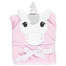 Hudson-Baby-Animal-Face-Hooded-Towel