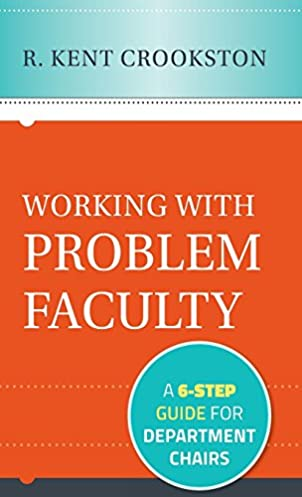 working with problem faculty a six step guide for department chairs rh amazon com Faculty and Staff Email UCSF Faculty and Staff