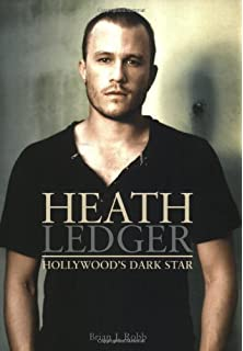 Heath ledger his beautiful life and mysterious death john heath ledger hollywoods dark star fandeluxe Image collections