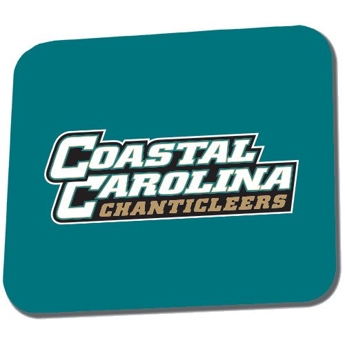 Coastal Carolina Full Color Mousepad 'Official Logo' by CollegeFanGear