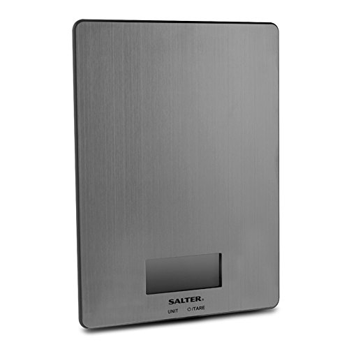 Salter Stainless Steel Electronic Digital Kitchen Scale 11 Lb 5 Kg Capacity Buy Online In