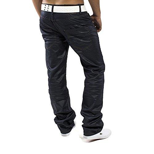 Herren Jeans Snake ID1121 Regular Fit (Gerades Bein)