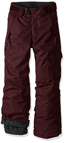 Image of 686 Girls Agnes Insulated Pants, Black Ruby, Large