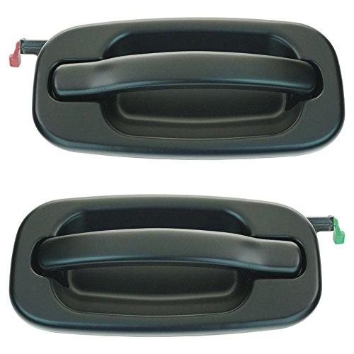02 tahoe rear door handle smooth - 5