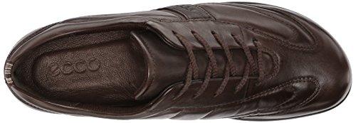 Zapatos cordones Marrón de Cayla COFFEE MOCHA58877 cuero ECCO para mujer de qA6RxwwZF