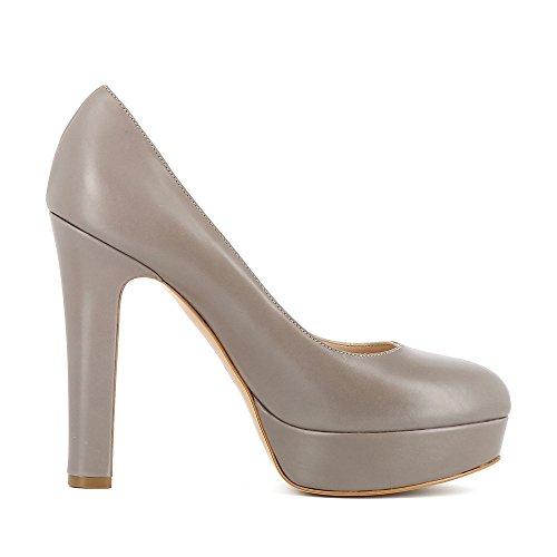 Fango Col Evita Shoes Donna Tacco Scarpe Riccarda qnRaxY1