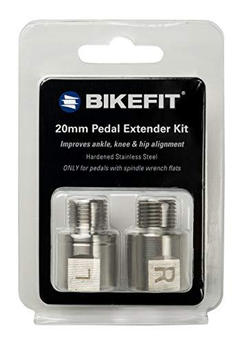 - Bike Fit Pedal Spacers (1-Pair), 20mm