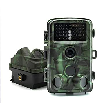 dba1fb8673552 Amazon.com: AW-SJ Wildlife Trail Camera HD 1080P 12MP Hunting Camera ...