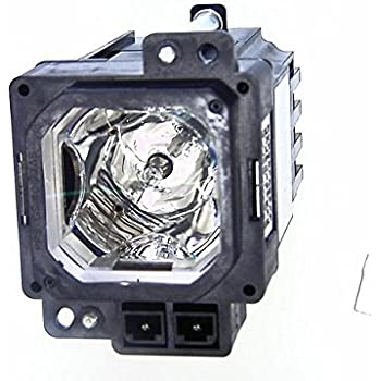 Projector Lamp Assembly with Genuine Original Philips UHP Bulb Inside. DLA-RS15 JVC Projector Lamp Replacement