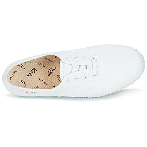 Mode Victoria Fille Baskets Blanc 6613 wE1SOqZFE