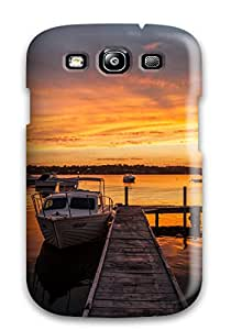 New Design On QnCoxHk421eZDNe Case Cover For Galaxy S3