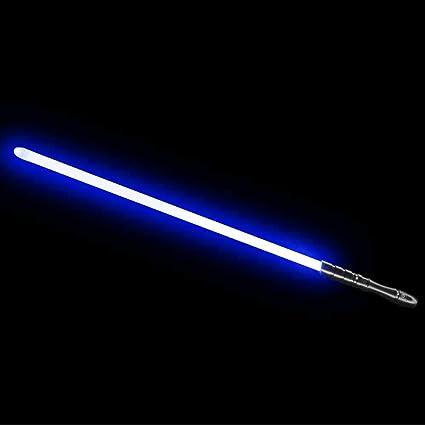 LED Lightsaber Jedi Laser Saber FX Dueling Sci-Fi Toy with Light /& Sound 108 cm