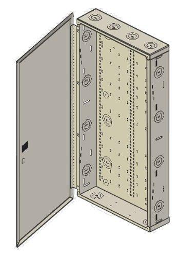 Benner-Nawman 14284-MMH Structured Wiring Cabinets, 14-1/4-Inch X 28-Inch X 4-Inch, White by Benner-Nawman, Inc.