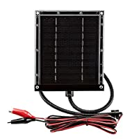 ZEALLIFE 6V 1w Solar Panel to Recharge D...