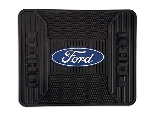 TruShield Ford Logo Elite Rear Utility Floor Mat - for Ford F-150 1997-2019