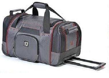 54bef640804b Image Unavailable. Image not available for. Color  Ful Rolling Duffel ...