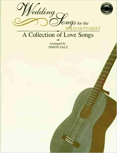 Amazon Wedding Songs For The Solo Guitarist A Collection Of