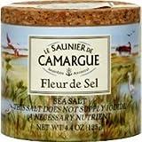 Le Saunier De Camargue Fleur De Sel, 4.4-Ounce (Pack of 12) by Le Saunier De Camargue