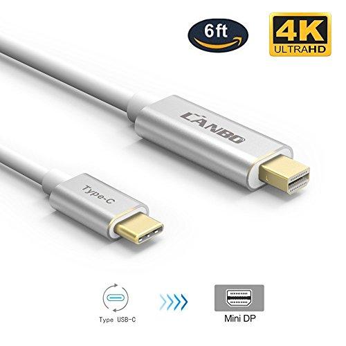 USB-C to Mini DisplayPort Cabl