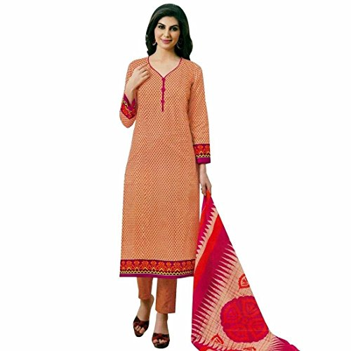 Ready-To-Wear-Ethnic-Printed-Cotton-Salwar-Kameez-Suit-Indian-Dress