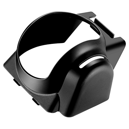 Neewer for DJI Mavic Pro Lens Hood Sun Shade Anti-Glare Lens Hood Gimbal Protective Cover, Block Sunlight and Other Light Source for Better Aerial Photos and Videos (Black)