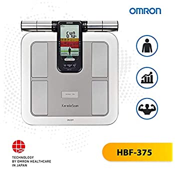 Image of Omron KARADA Scan Body Composition & Scale | HBF-375 (Japanese Import)