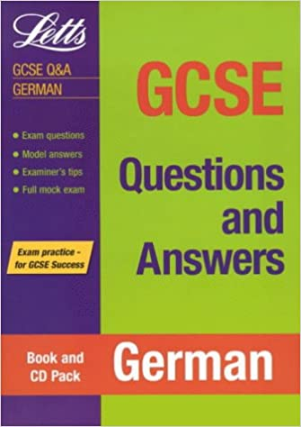 GCSE Questions and Answers: German (Book and audio: Key stage 4 (GCSE Questions and Answers Series)