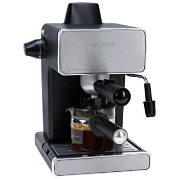 Mr. Coffee BVMC-ECM260 Espresso - 4 Cup - Stainless Steel Black