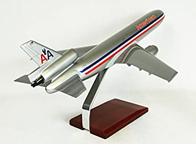 Mastercraft Collection Douglas DC-10-30 American Model Scale:1/100