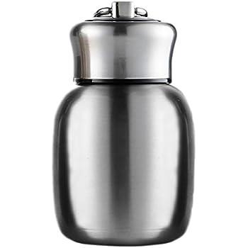 Amazon Com Mini Water Bottle Senains 6 8oz Vacuum