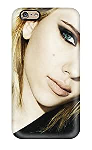 9653458K58375778 Iphone Cover Case - Scarlett Johansson Celebrity People Celebrity Protective Case Compatibel With Iphone 6