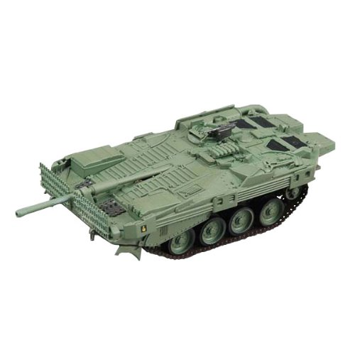 Easy Model Stridsvagn 103MBT Strv-103B Military Land Vehicle Model Building Kit