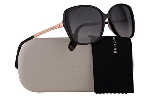Marc Jacobs Marc 304/S Sunglasses Dark Havana w/Dark Grey Gradient Lens 56mm 08690 Marc 304S Marc304S Marc304/s Authentic Marc Jacobs