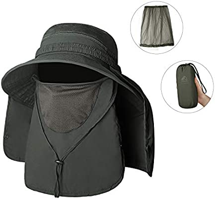 Home & Garden Discreet Outdoor Anti-mosquito Insect Hat Full Face Protect Mask Head Net Cap For Camping Hiking Fishing Insect-proof Cover Easy To Repair