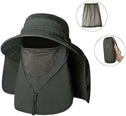 1eb77655d52fe Amazon.com   Unigear Fishing Hat