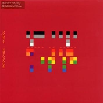 Speed Of Sound 10 Vinyl Amazon Music
