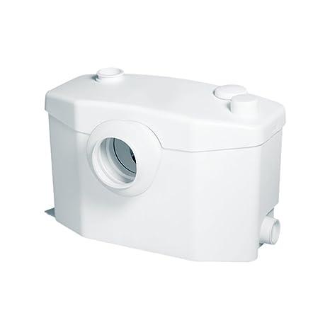 SFA 0015 Kombi-Kleinhebeanlage SaniPro XR, weiß