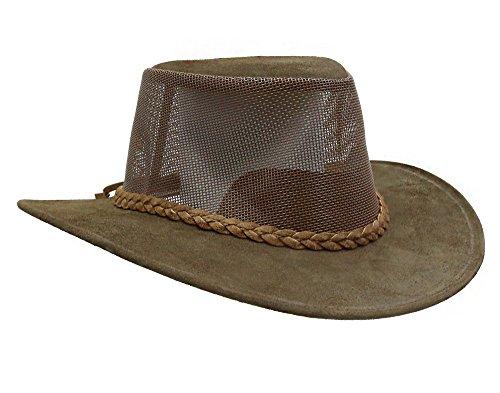 KakaduTraders Australia VENTILATING Mesh Hat BENDIGO- Made In - Shops Bendigo