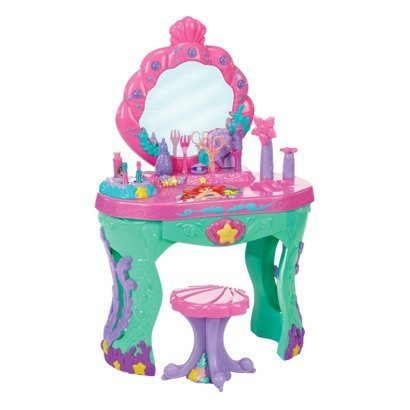 Disney Princess Ariel Ocean Salon Vanity The Little Mermaid