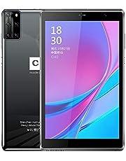C idea CM810 Android Tablet, 8 Inch Tablets with Sim, 64GB Storage, 4GB RAM, WiFi, 4G Lite (Grey)