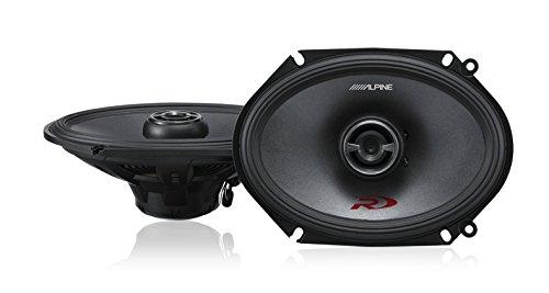 """Alpine SPR-68 6x8"""" Type-R Speaker Set"""
