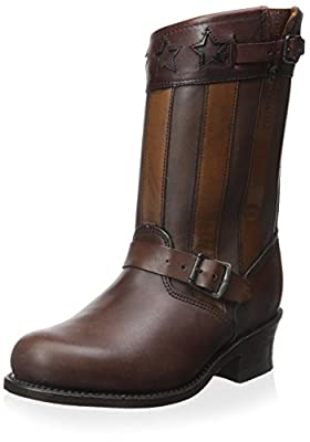 FRYE Women's Engineer Americana Short Boot